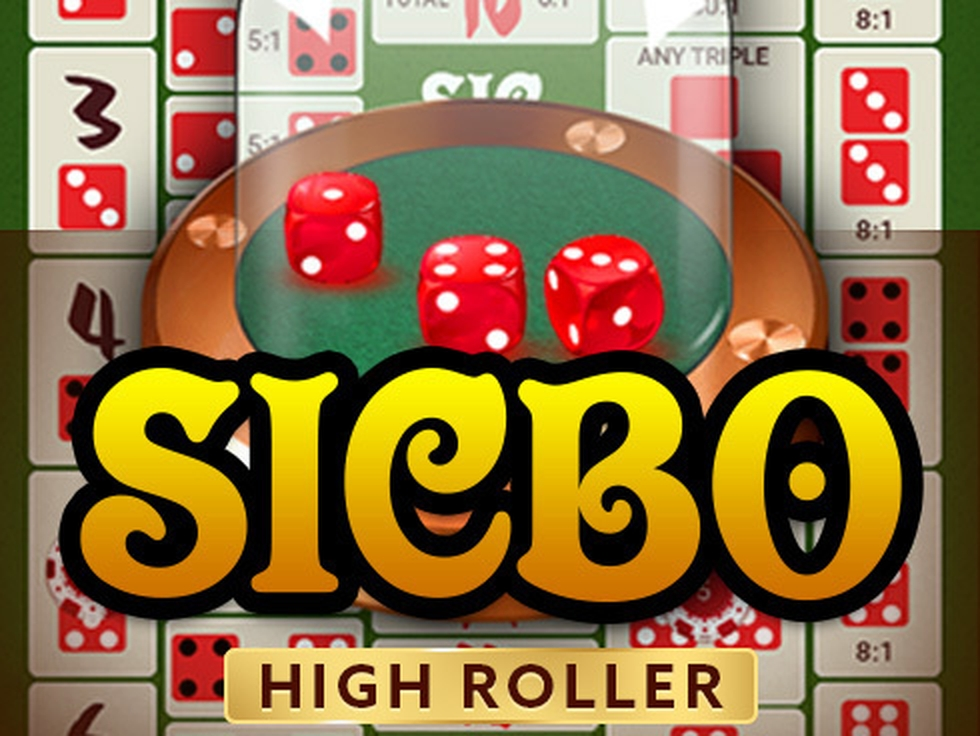 The High Roller Sic Bo Online Slot Demo Game by OneTouch Games