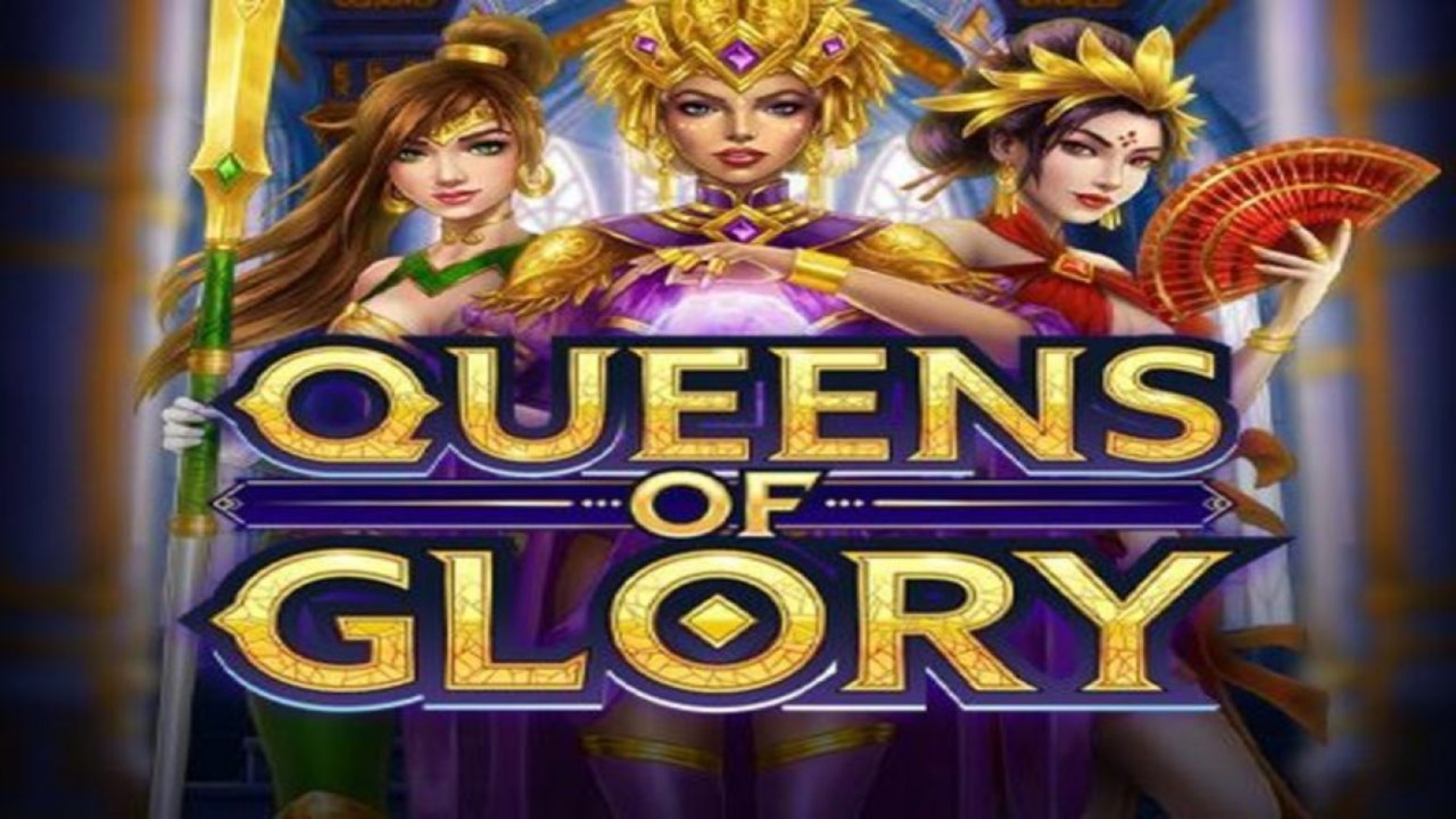 The Queens of Glory Online Slot Demo Game by OneTouch Games