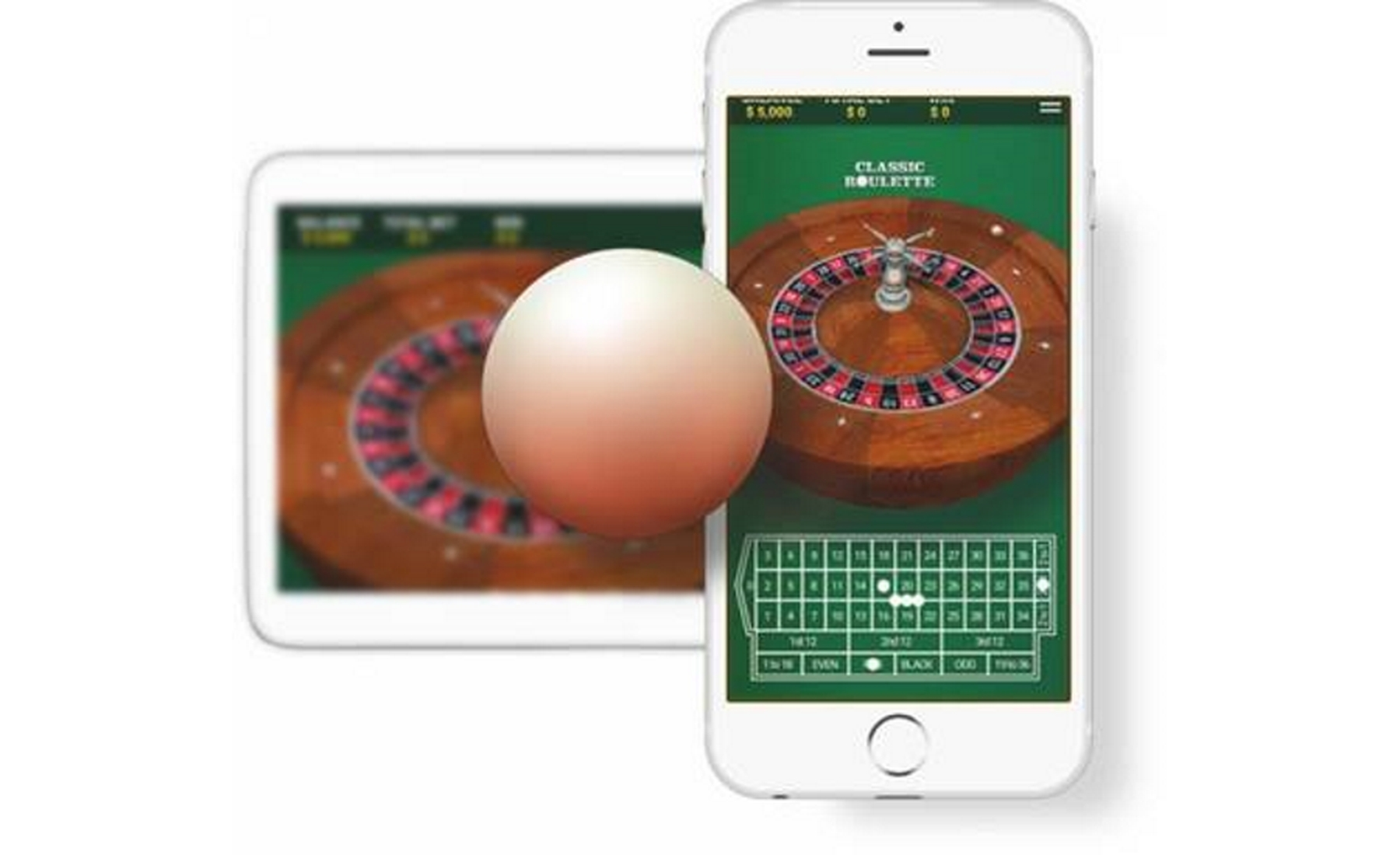 The Roulette (One Touch) Online Slot Demo Game by OneTouch Games
