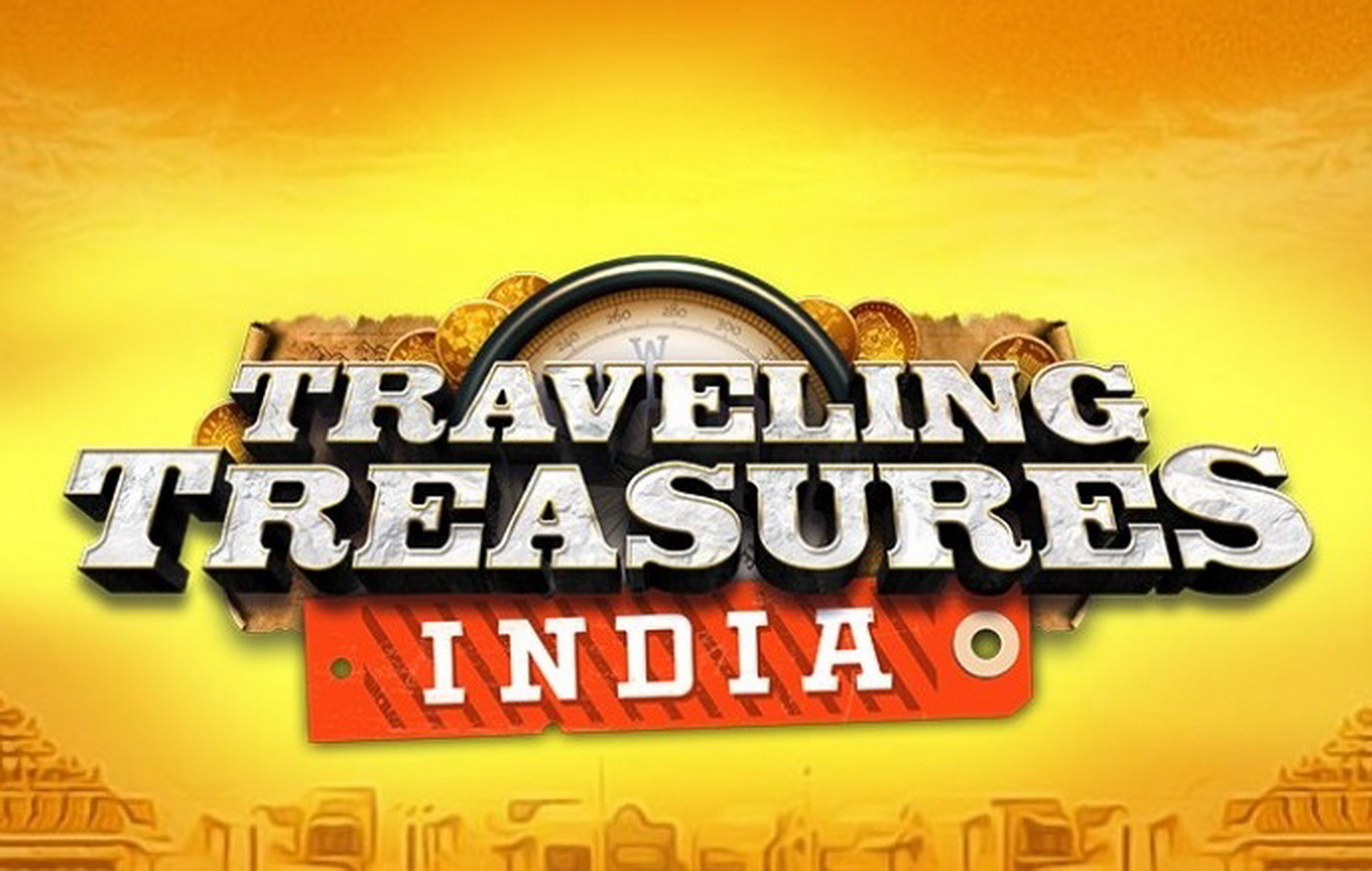 The Traveling Treasures – India Online Slot Demo Game by OneTouch Games