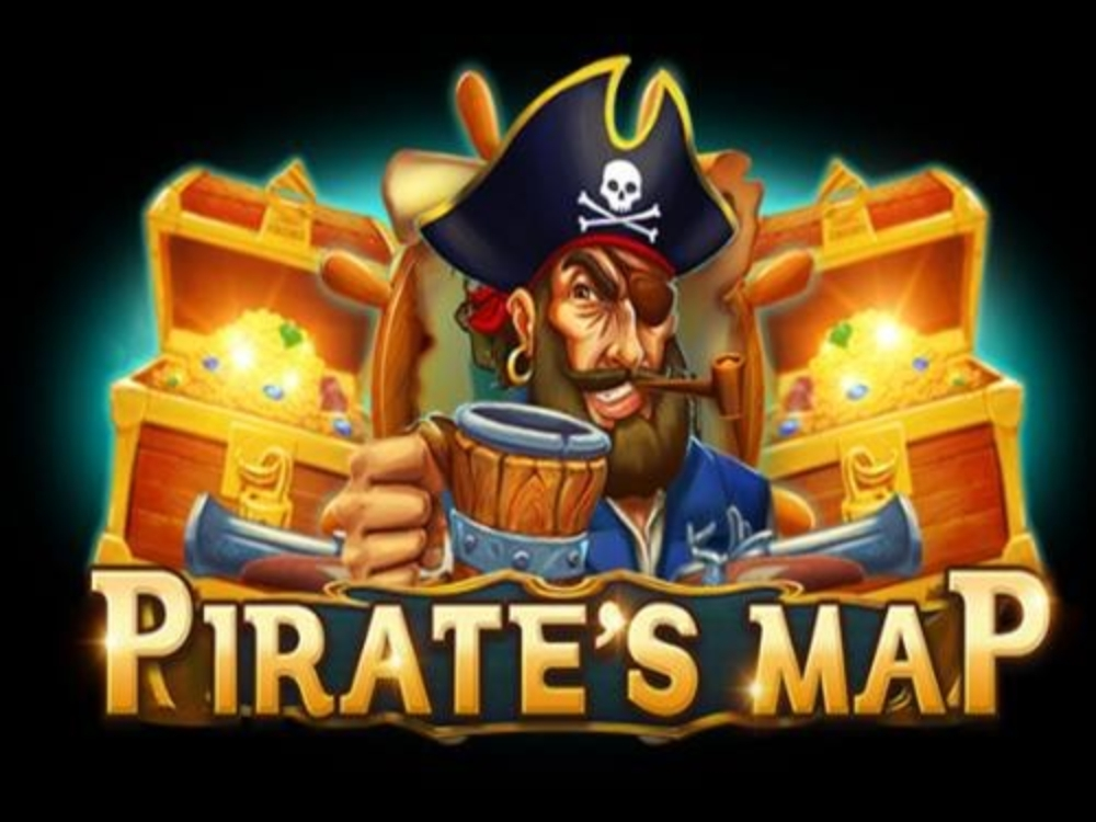 The Pirate's Map Online Slot Demo Game by Platipus