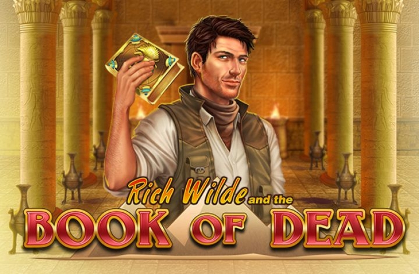 The Book of Dead Online Slot Demo Game by Playn GO
