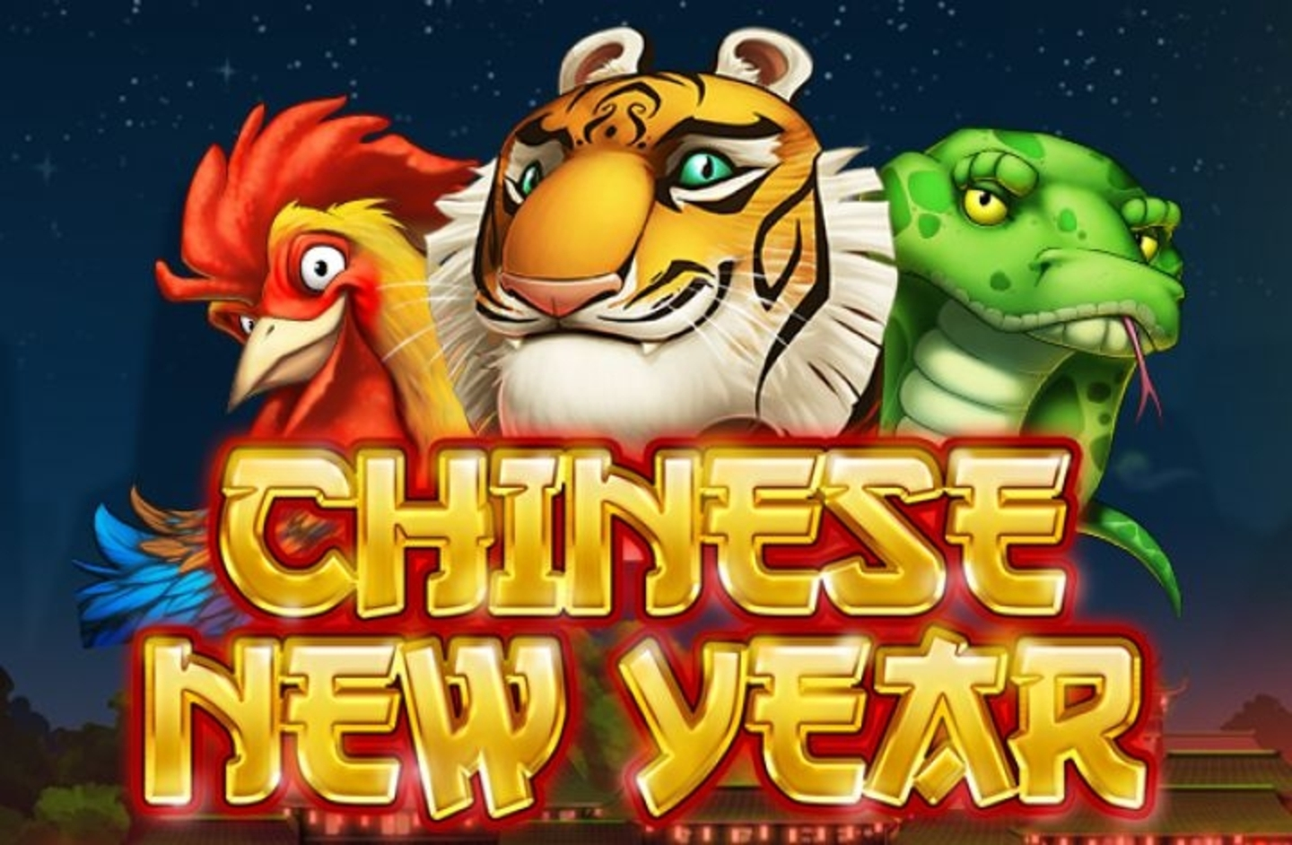 The Chinese New Year (Play'n Go) Online Slot Demo Game by Playn GO