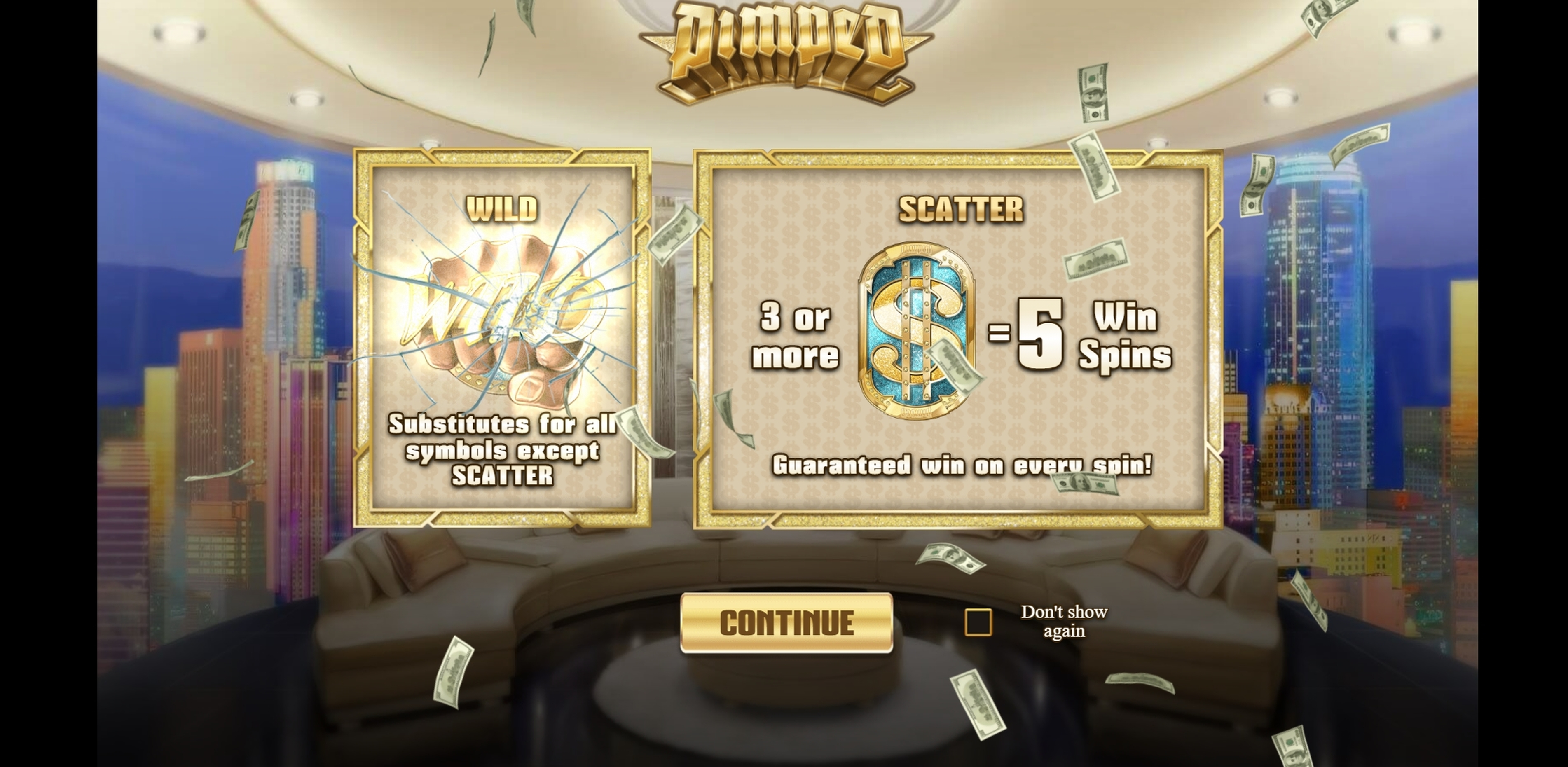 Play Pimped Free Casino Slot Game by Playn GO