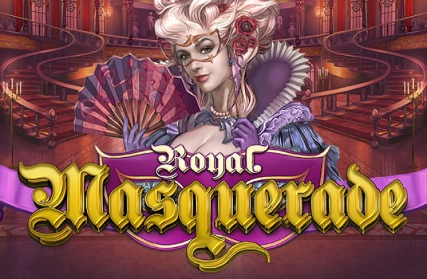 The Royal Masquerade (Play'n Go) Online Slot Demo Game by Playn GO