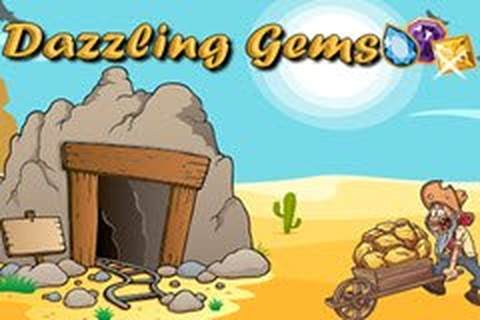 The Dazzling Gems Online Slot Demo Game by PlayPearls