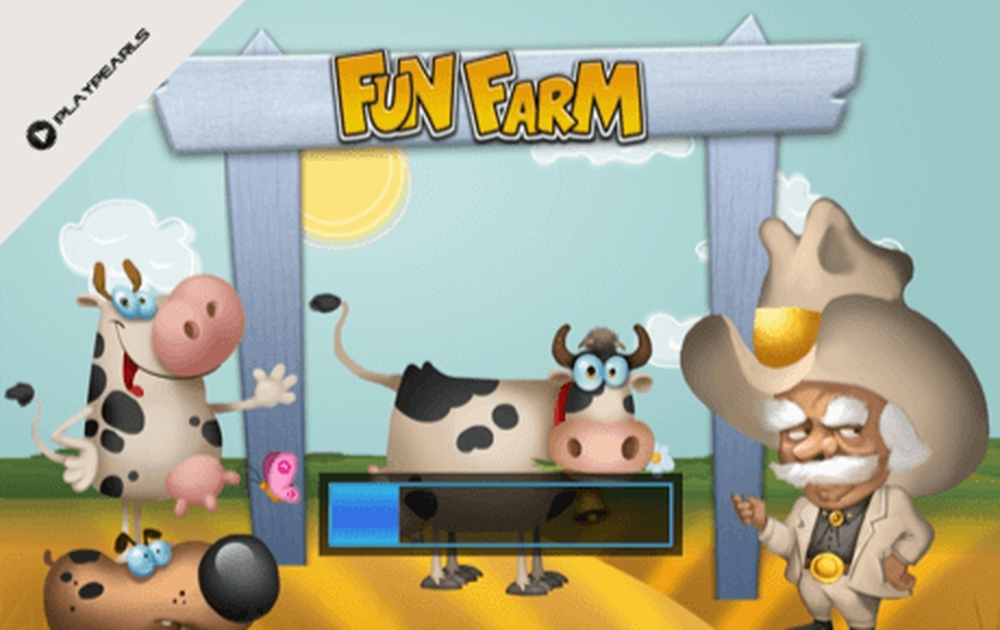 The Fun Farm Online Slot Demo Game by PlayPearls
