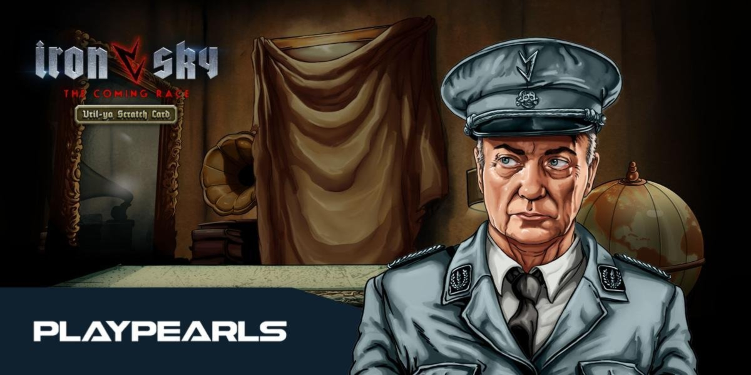The Iron Sky Scratch Online Slot Demo Game by PlayPearls