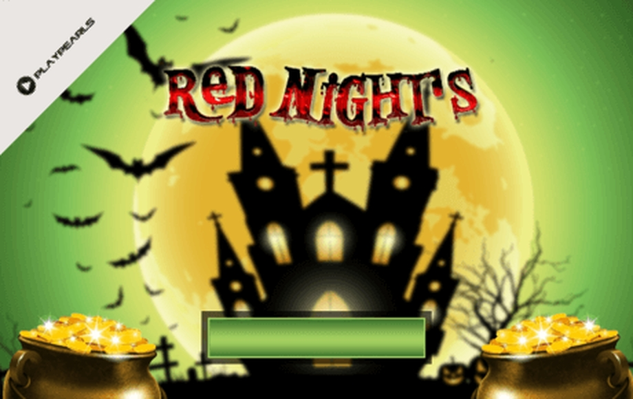 The Red Nights Online Slot Demo Game by PlayPearls