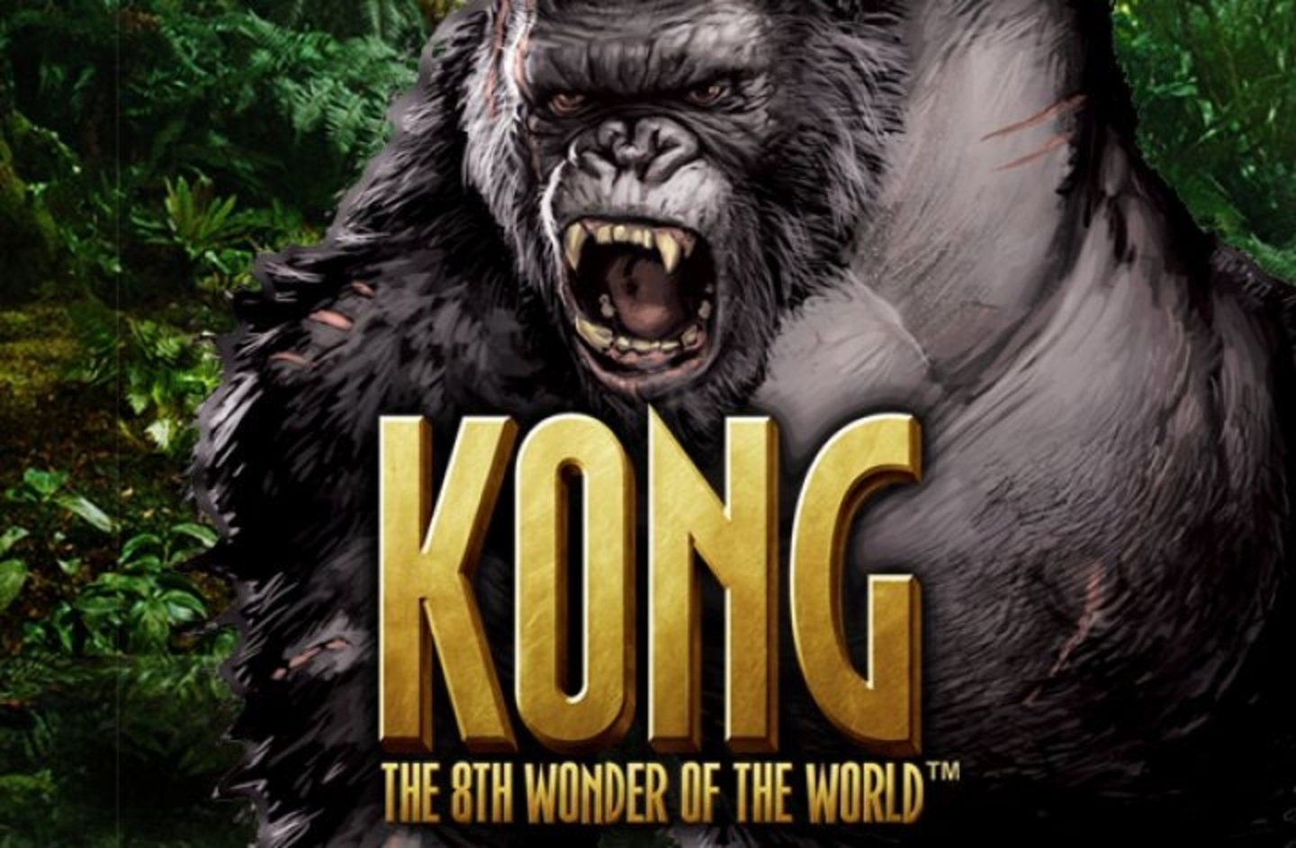 The Kong Online Slot Demo Game by Playtech