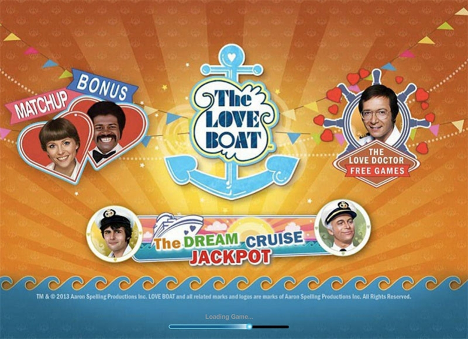The The Love Boat Online Slot Demo Game by Playtech
