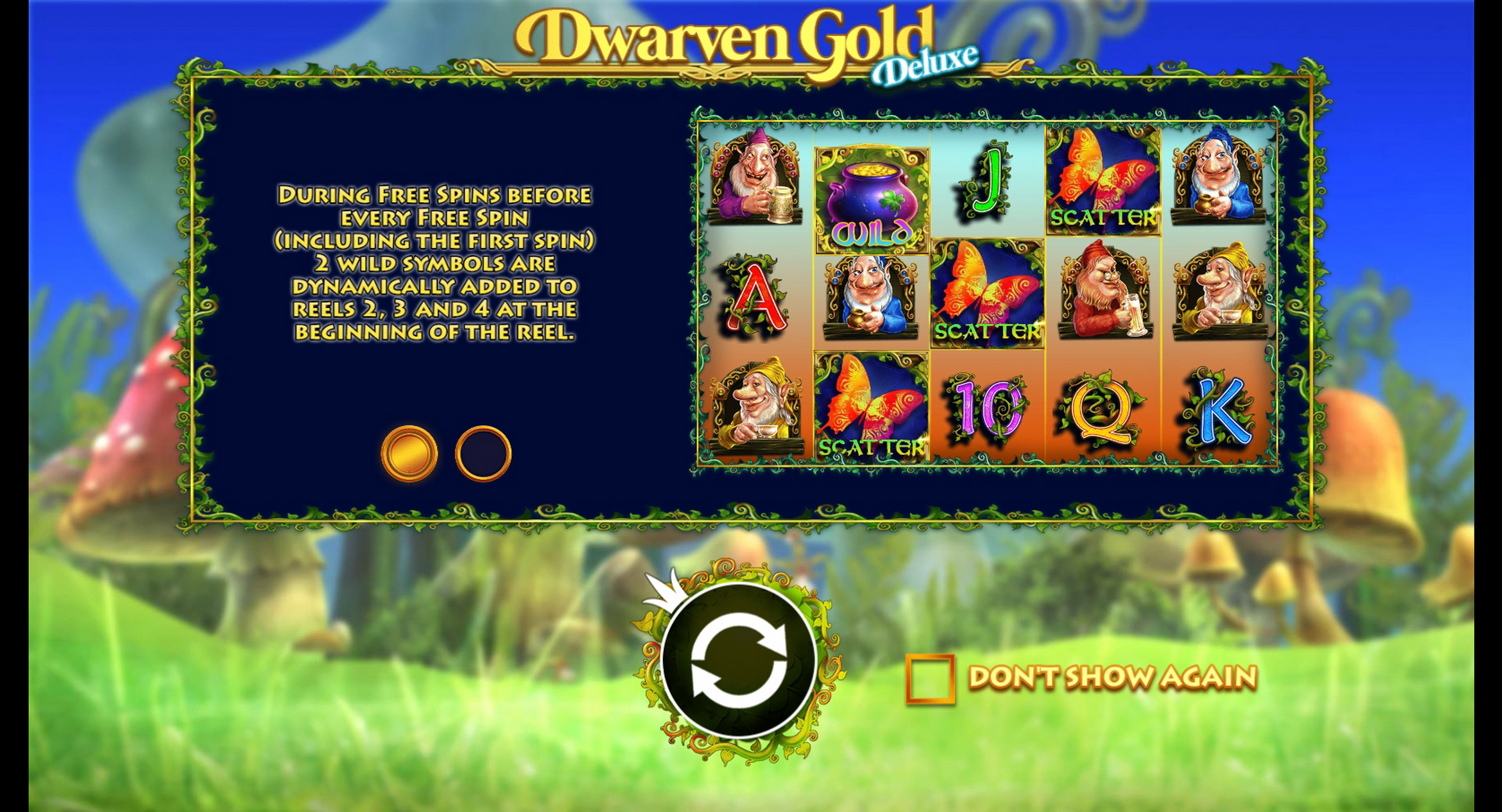 Play Dwarven Gold Deluxe Free Casino Slot Game by Pragmatic Play
