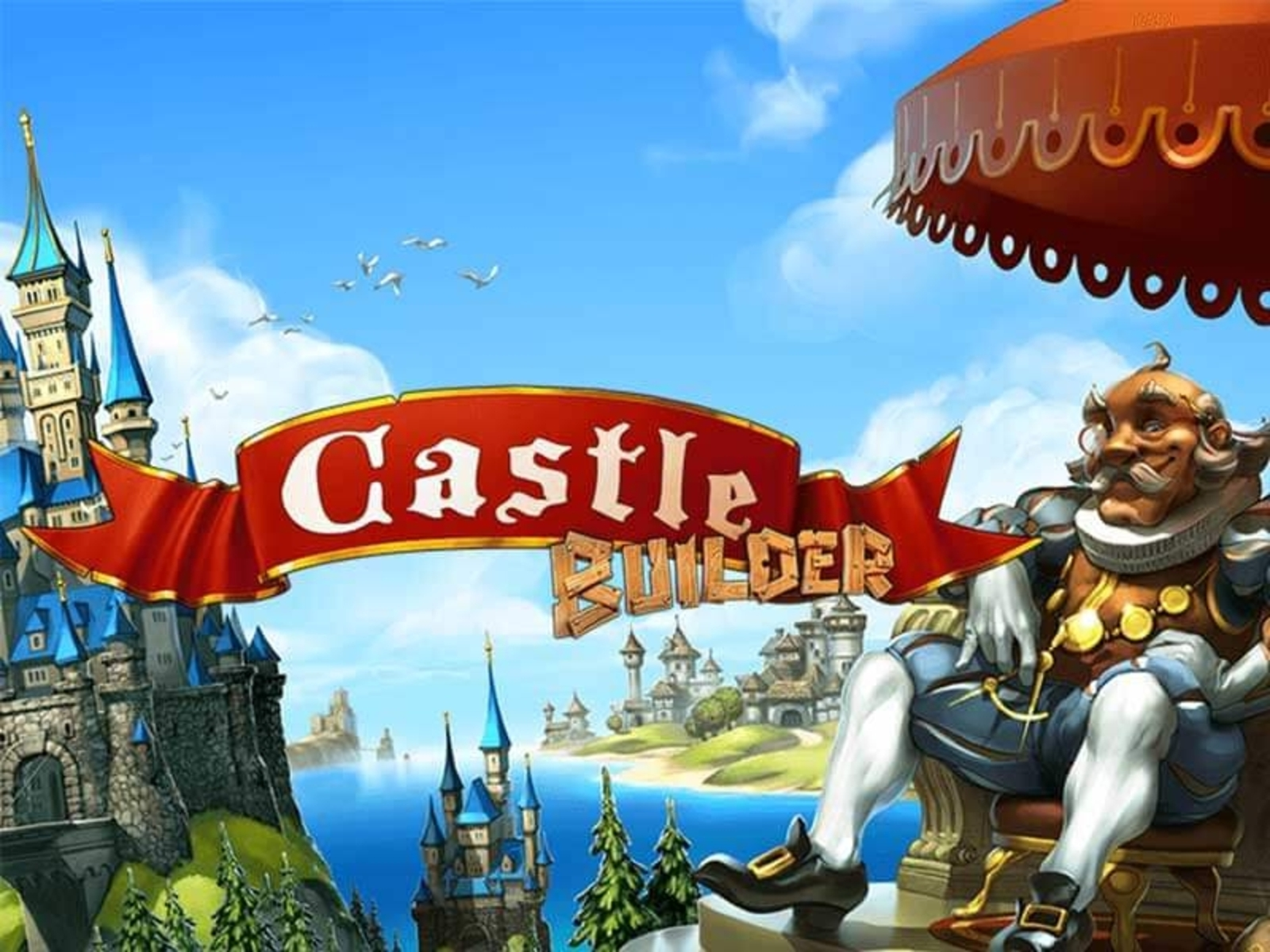 The Castle Builder Online Slot Demo Game by Rabcat