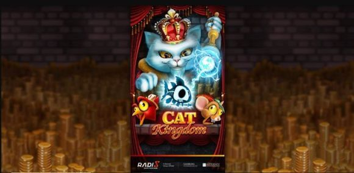 The Cat Kingdom Online Slot Demo Game by Radi8