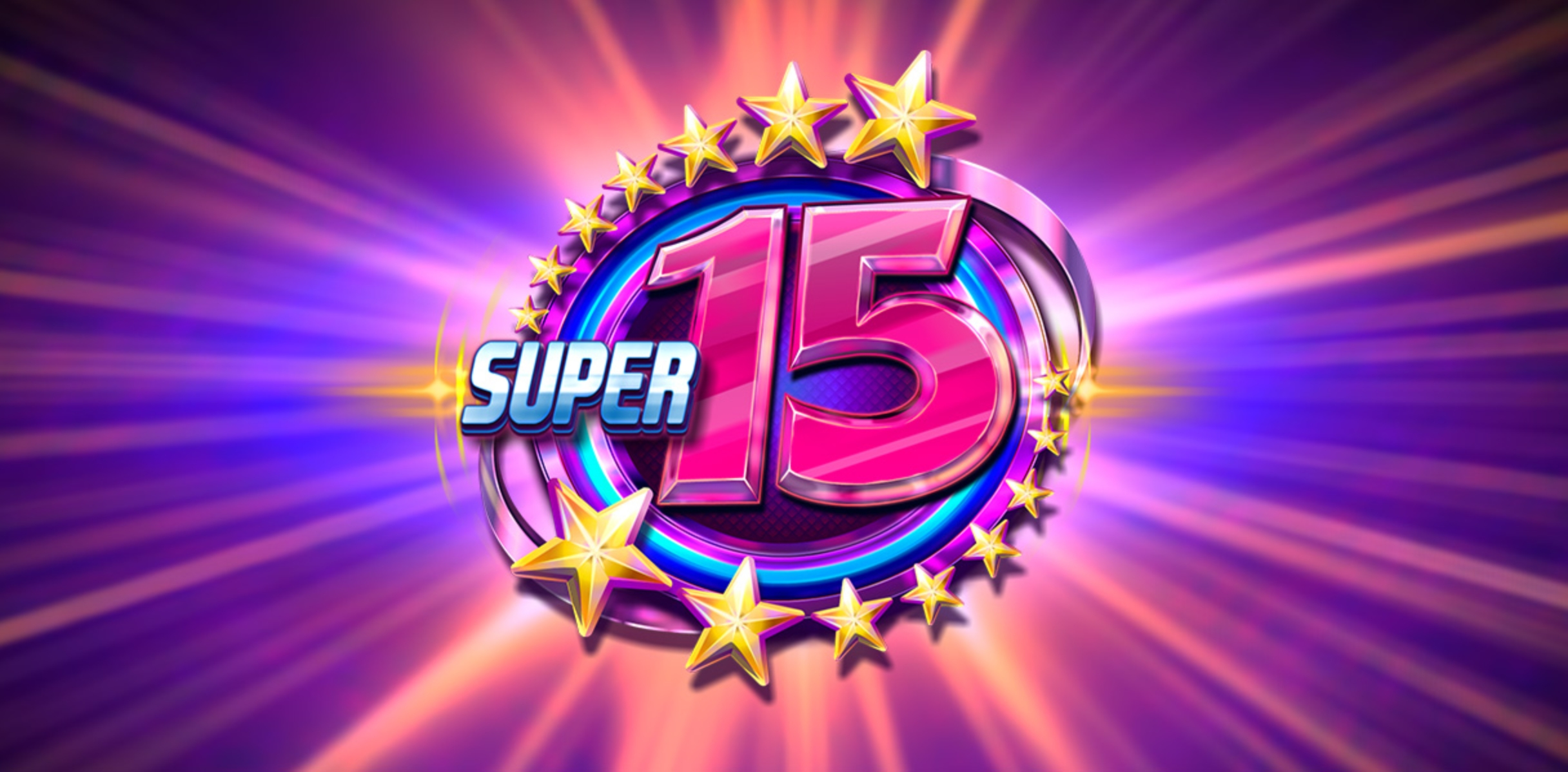 The Super 15 Stars Online Slot Demo Game by Red Rake