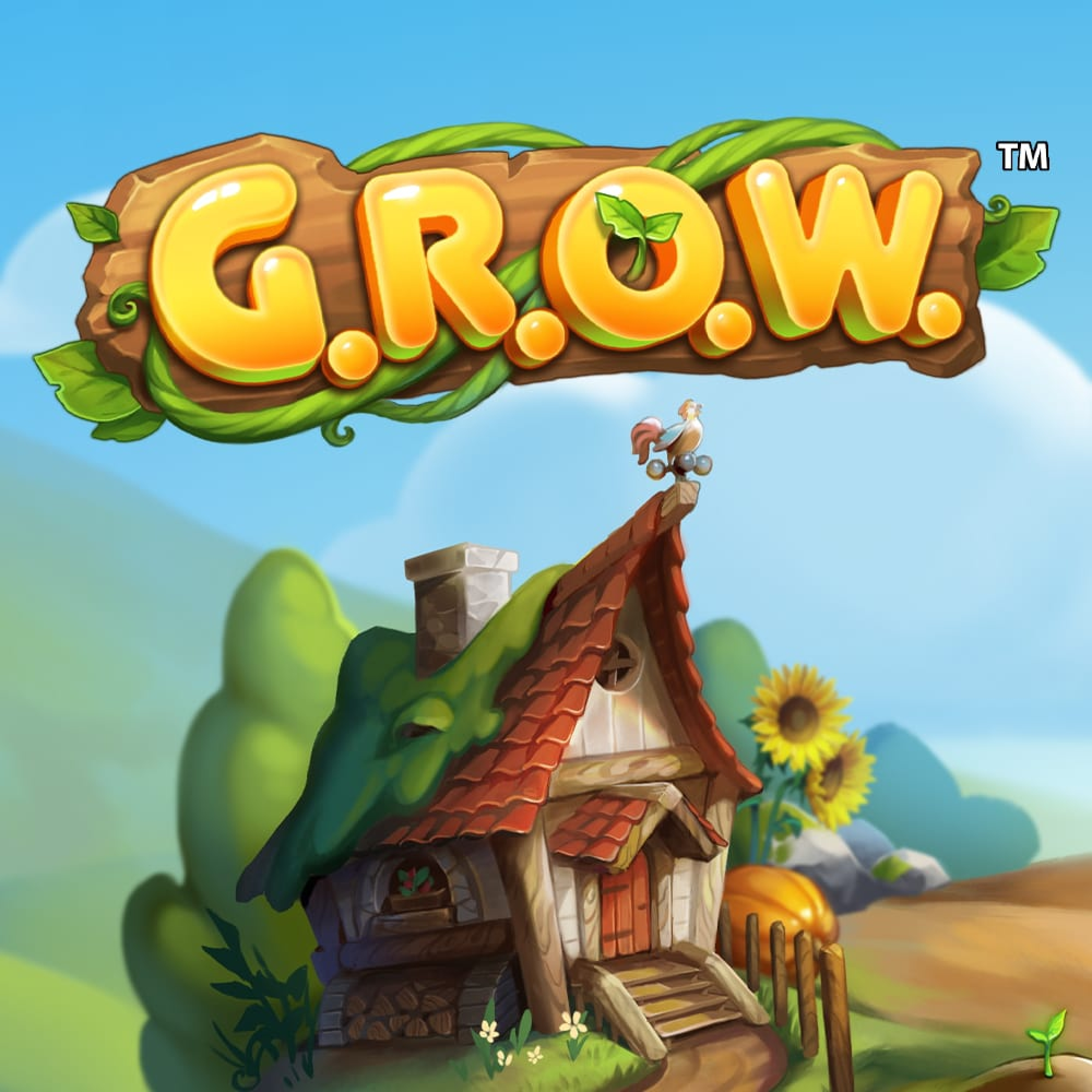 The Grow Online Slot Demo Game by Red7 Mobile