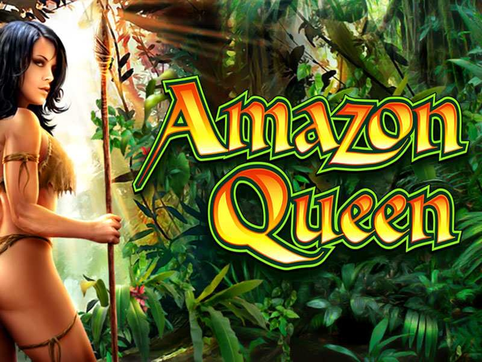 The Amazon Queen Online Slot Demo Game by WMS