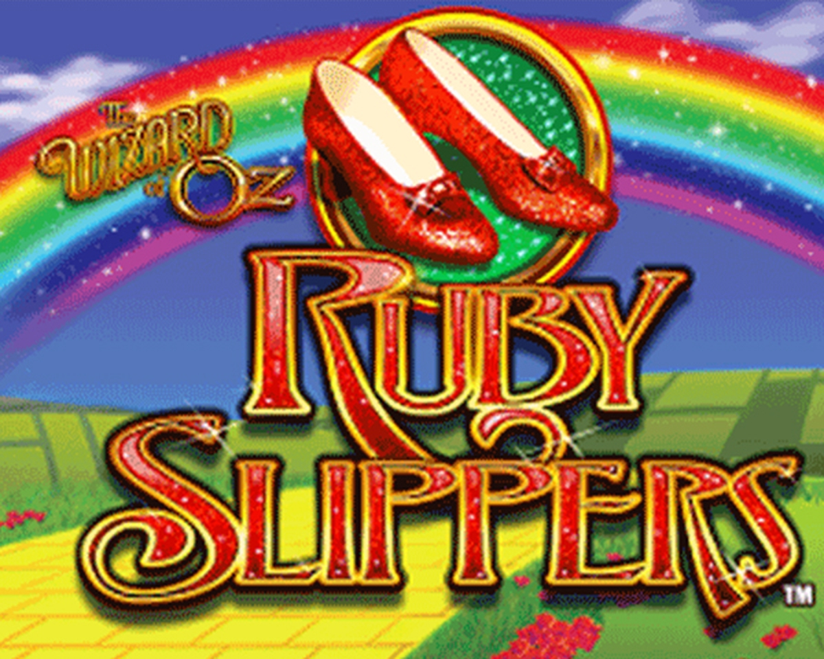 The THE WIZARD OF OZ Ruby Slippers Online Slot Demo Game by WMS