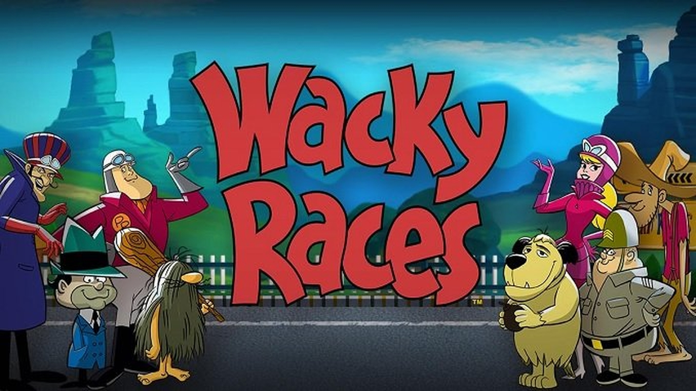 The Wacky Races Online Slot Demo Game by WMS