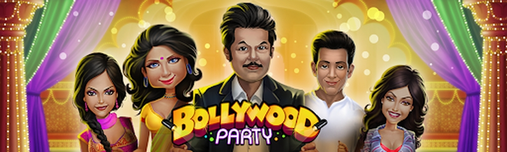 The Bollywood Party Online Slot Demo Game by Sigma Gaming