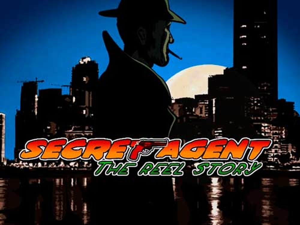 Reels in Secret Agent The Reel Story Slot Game by SkillOnNet