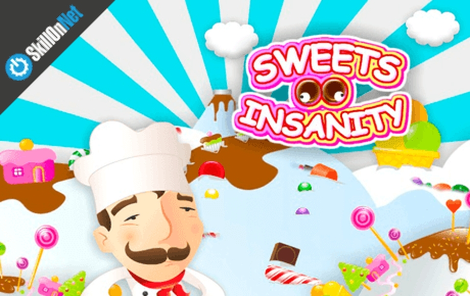 The Sweets Insanity Online Slot Demo Game by SkillOnNet
