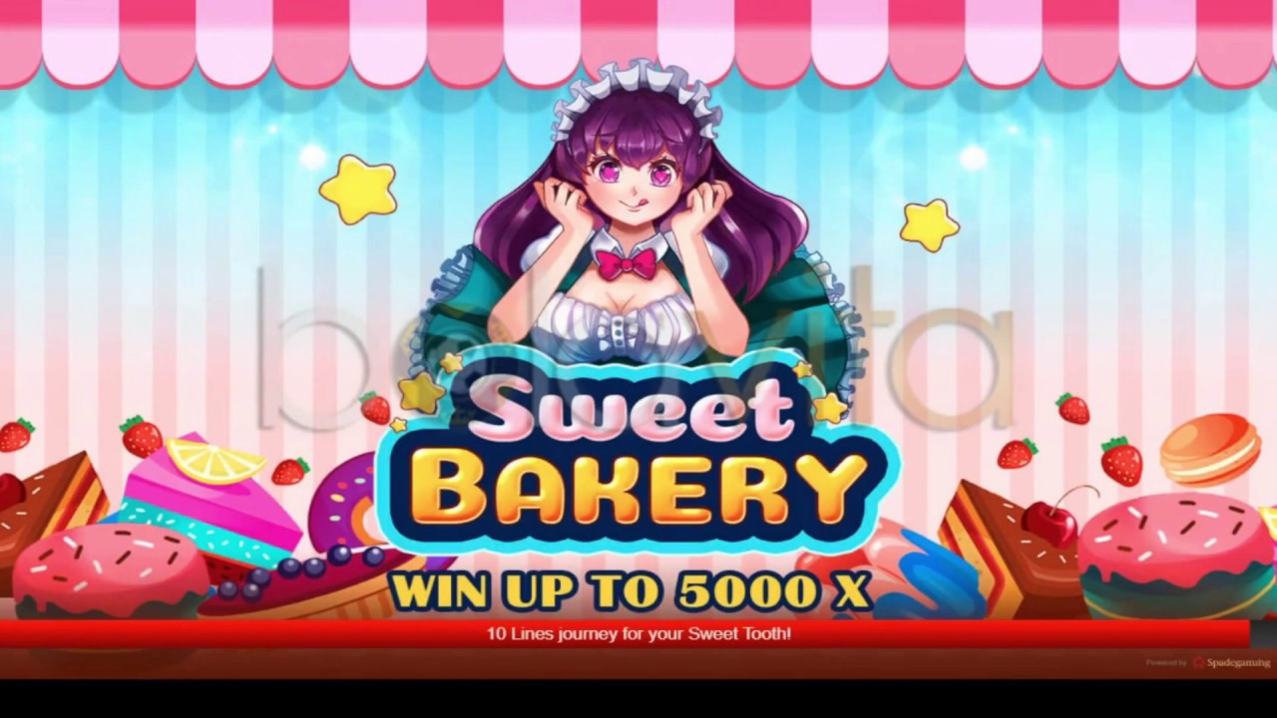 The Sweet Bakery Online Slot Demo Game by Spade Gaming