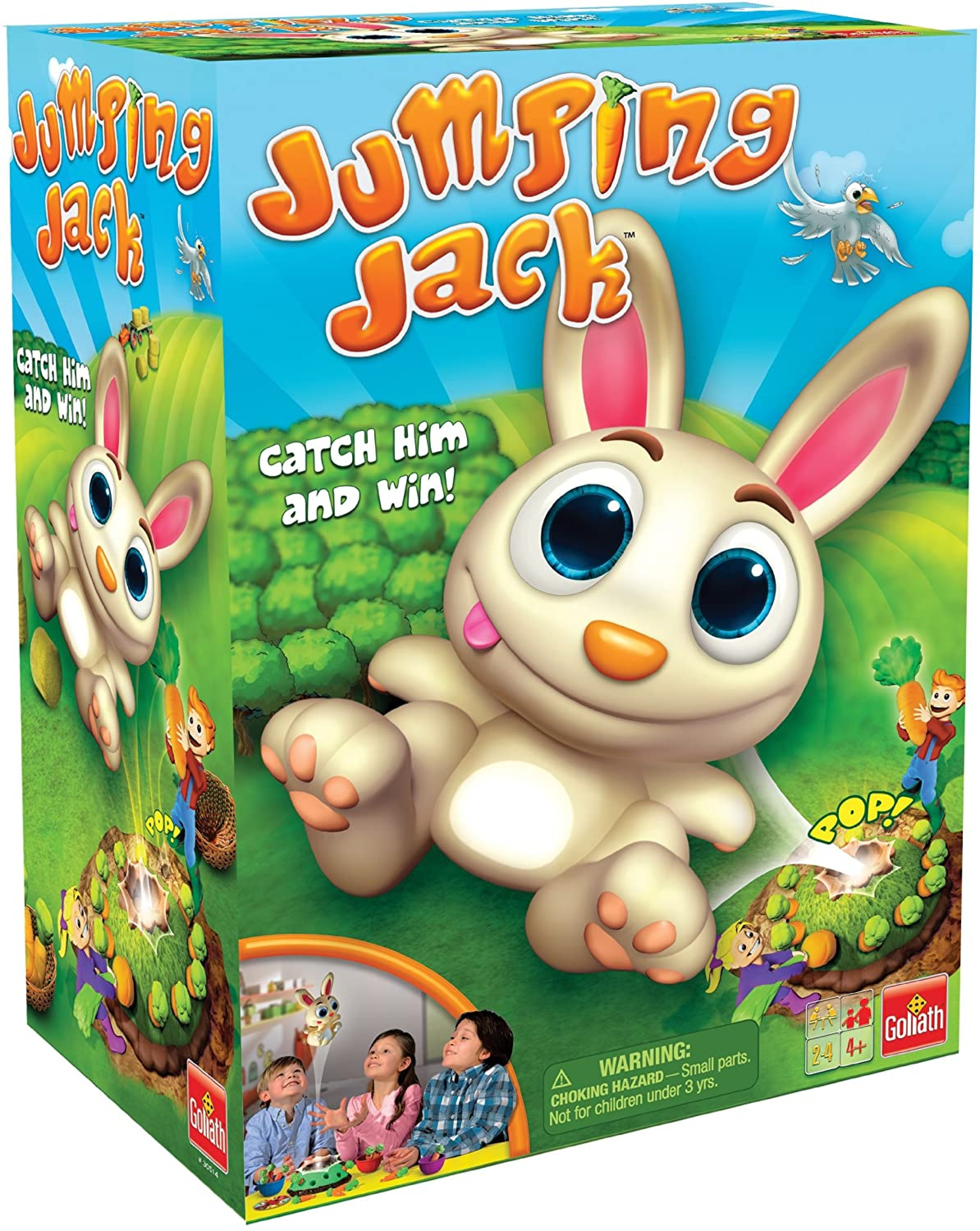 The Jumping Jack Cash Online Slot Demo Game by Spin Games
