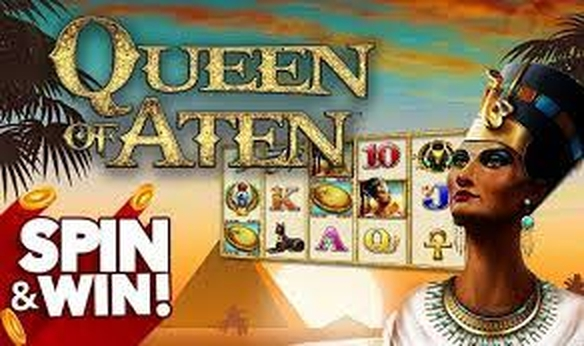 The Queen of Aten Online Slot Demo Game by Spin Games