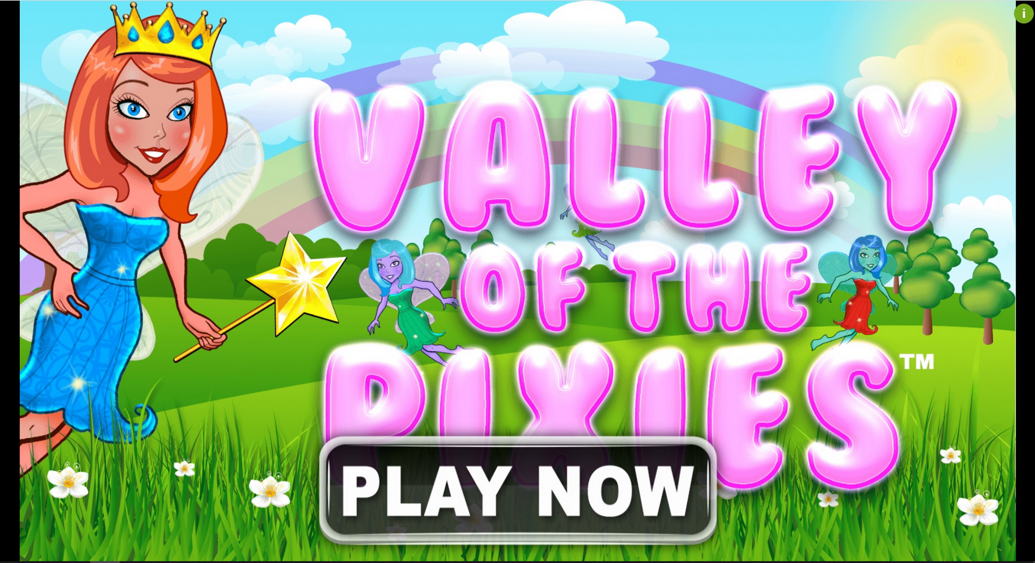 Play Valley of Pixies Free Casino Slot Game by Spin Games