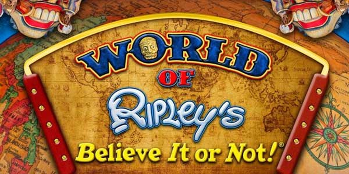 The World of Ripley's Believe it or Not Online Slot Demo Game by Spin Games