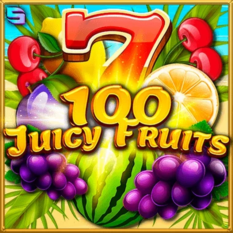 The 100 Juicy Fruits Online Slot Demo Game by Spinomenal