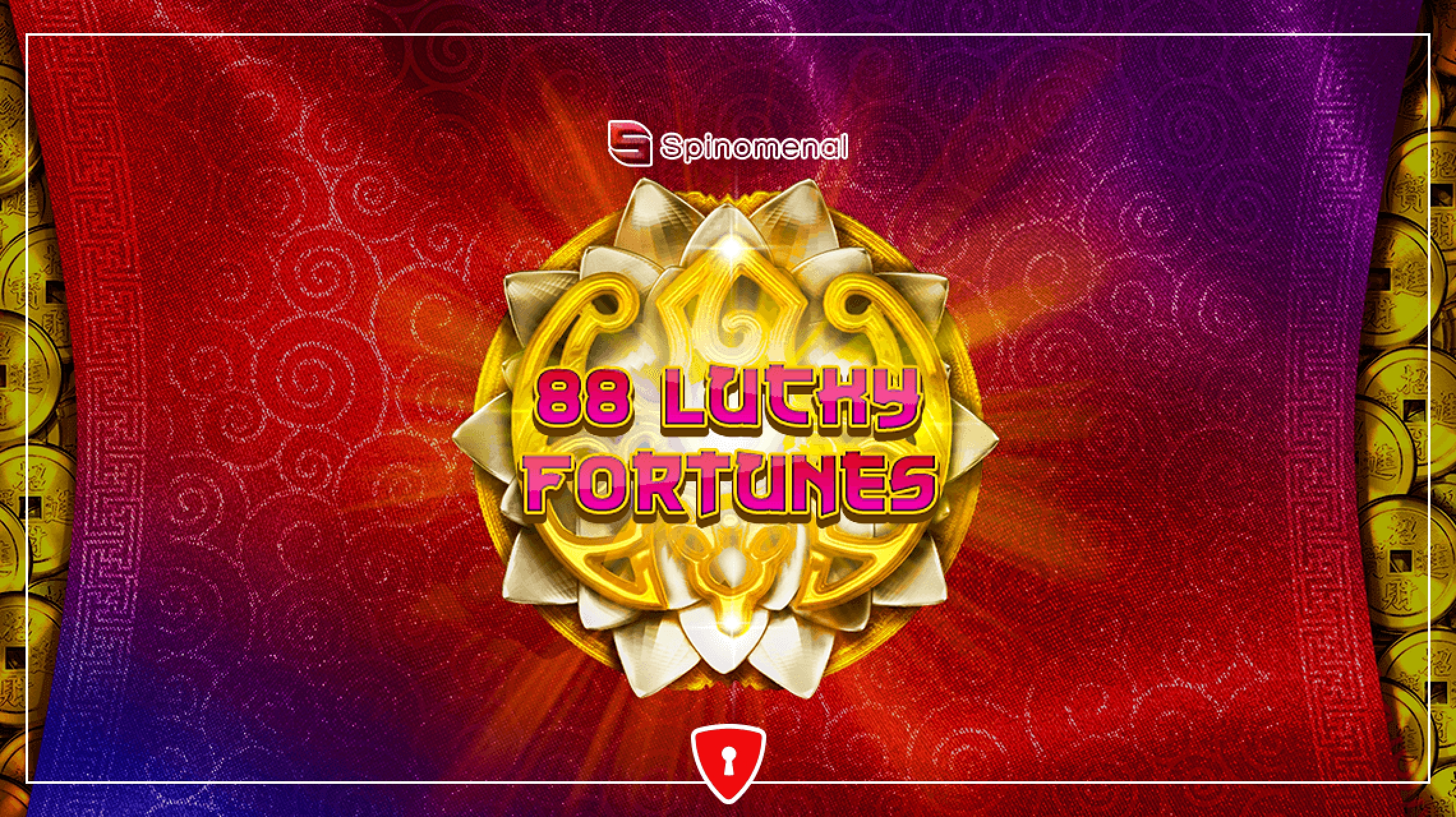 The 88 Lucky Fortunes Online Slot Demo Game by Spinomenal