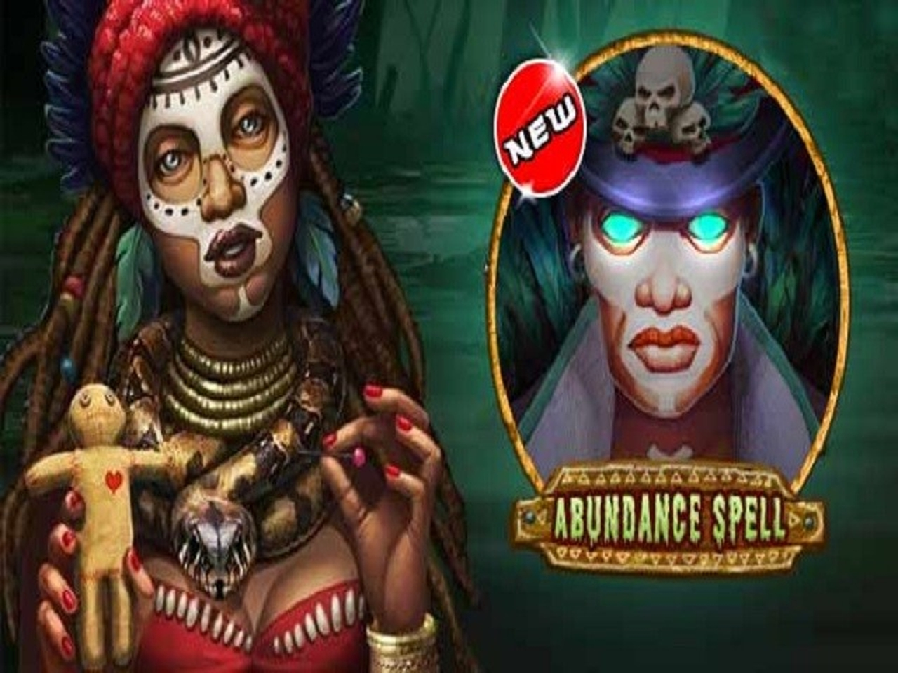 The Abundance Spell Online Slot Demo Game by Spinomenal