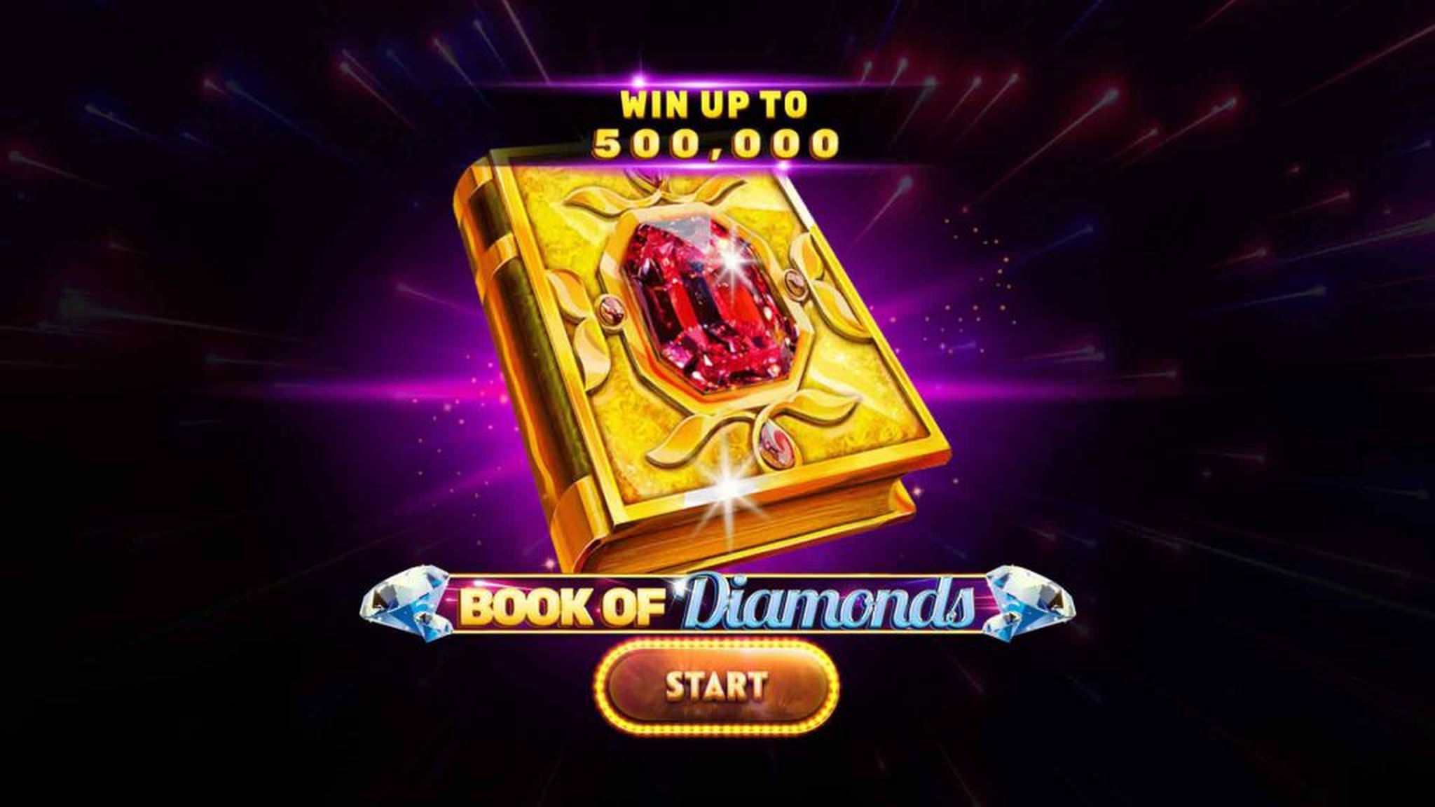 The Book of Diamonds Online Slot Demo Game by Spinomenal