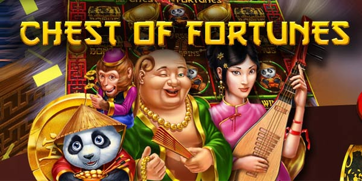 The Chest Of Fortunes Online Slot Demo Game by Spinomenal