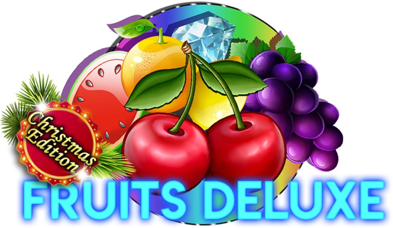The Fruits Deluxe Christmas Edition Online Slot Demo Game by Spinomenal
