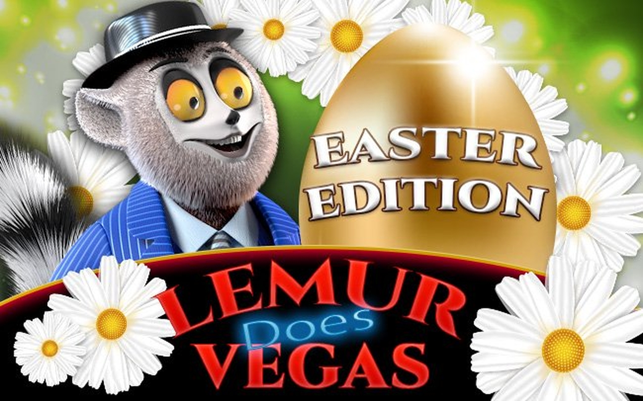 The Lemur Does Vegas Easter Edition Online Slot Demo Game by Spinomenal
