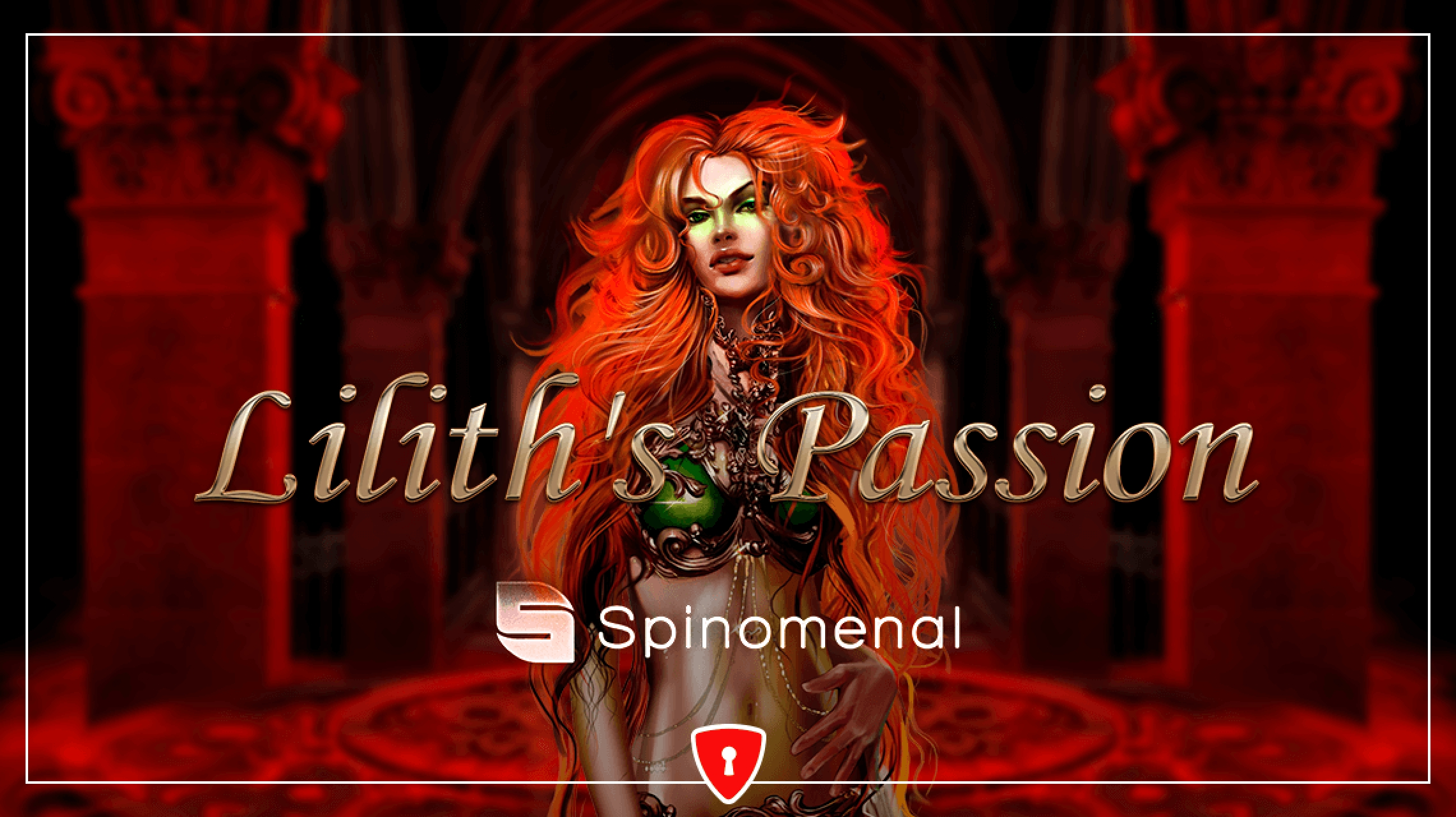 The Lilith's Passion 15 lines Online Slot Demo Game by Spinomenal