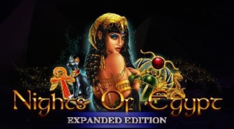 The Nights of Egypt Expanded Edition Online Slot Demo Game by Spinomenal