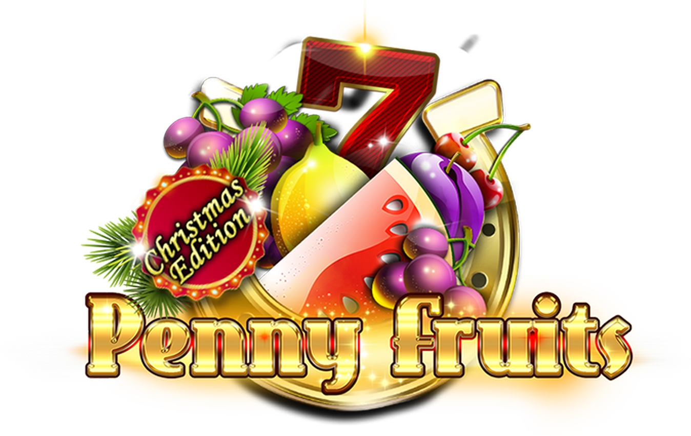 The Penny Fruits Christmas Edition Online Slot Demo Game by Spinomenal