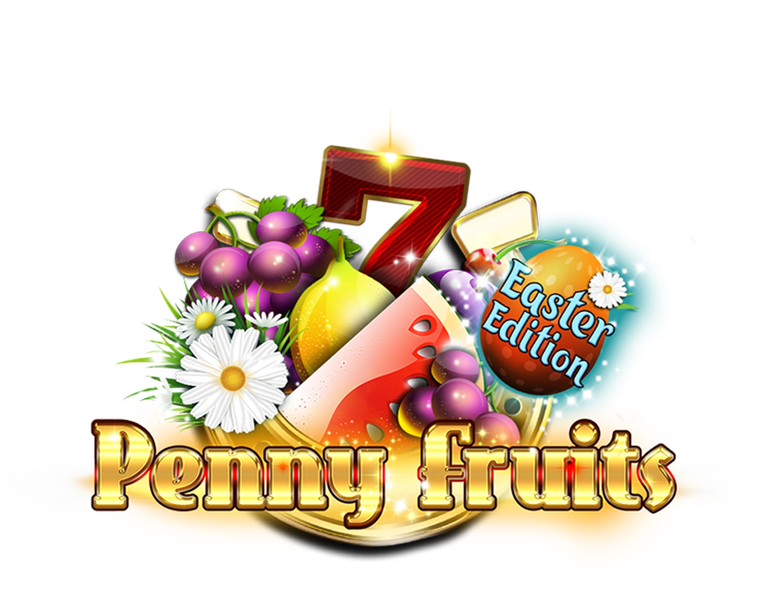 The Penny Fruits Easter Edition Online Slot Demo Game by Spinomenal