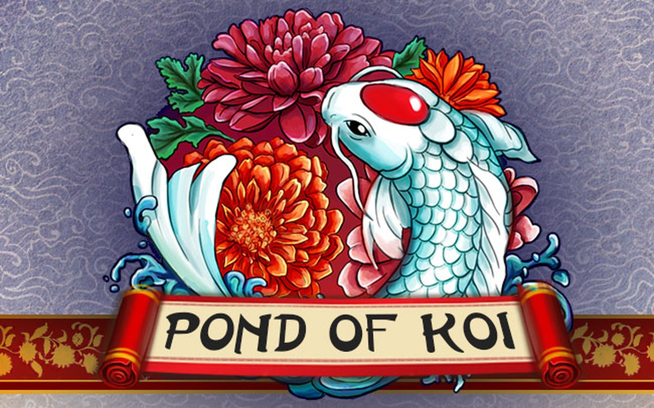 The Pond Of Koi Online Slot Demo Game by Spinomenal
