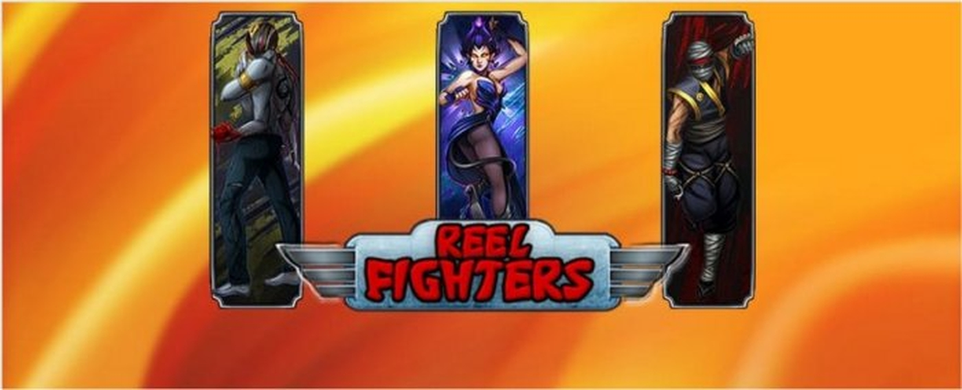 Reels in Reel Fighters Slot Game by Spinomenal
