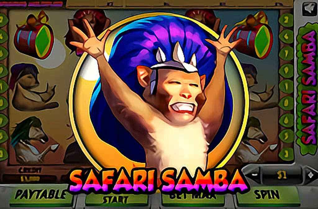 The Safari Samba Online Slot Demo Game by Spinomenal