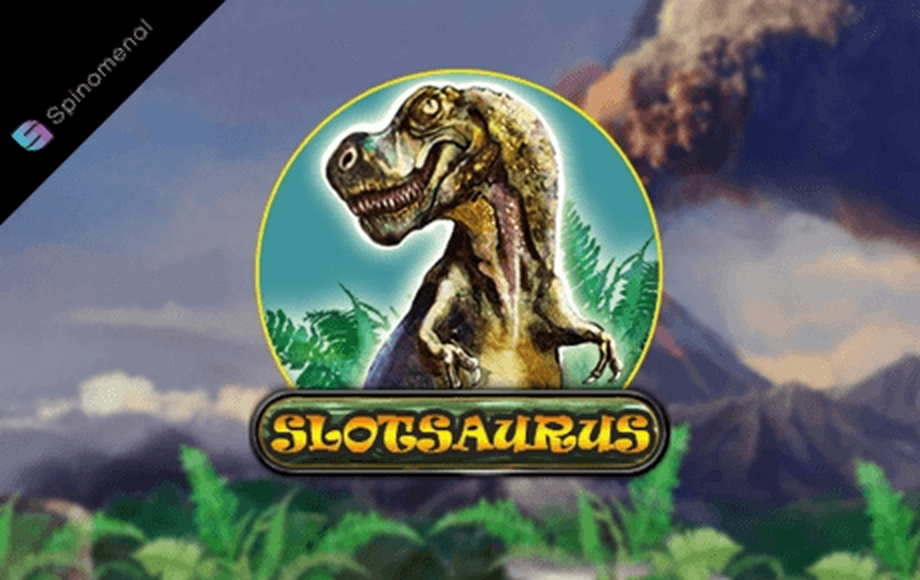 The Slotsaurus Online Slot Demo Game by Spinomenal