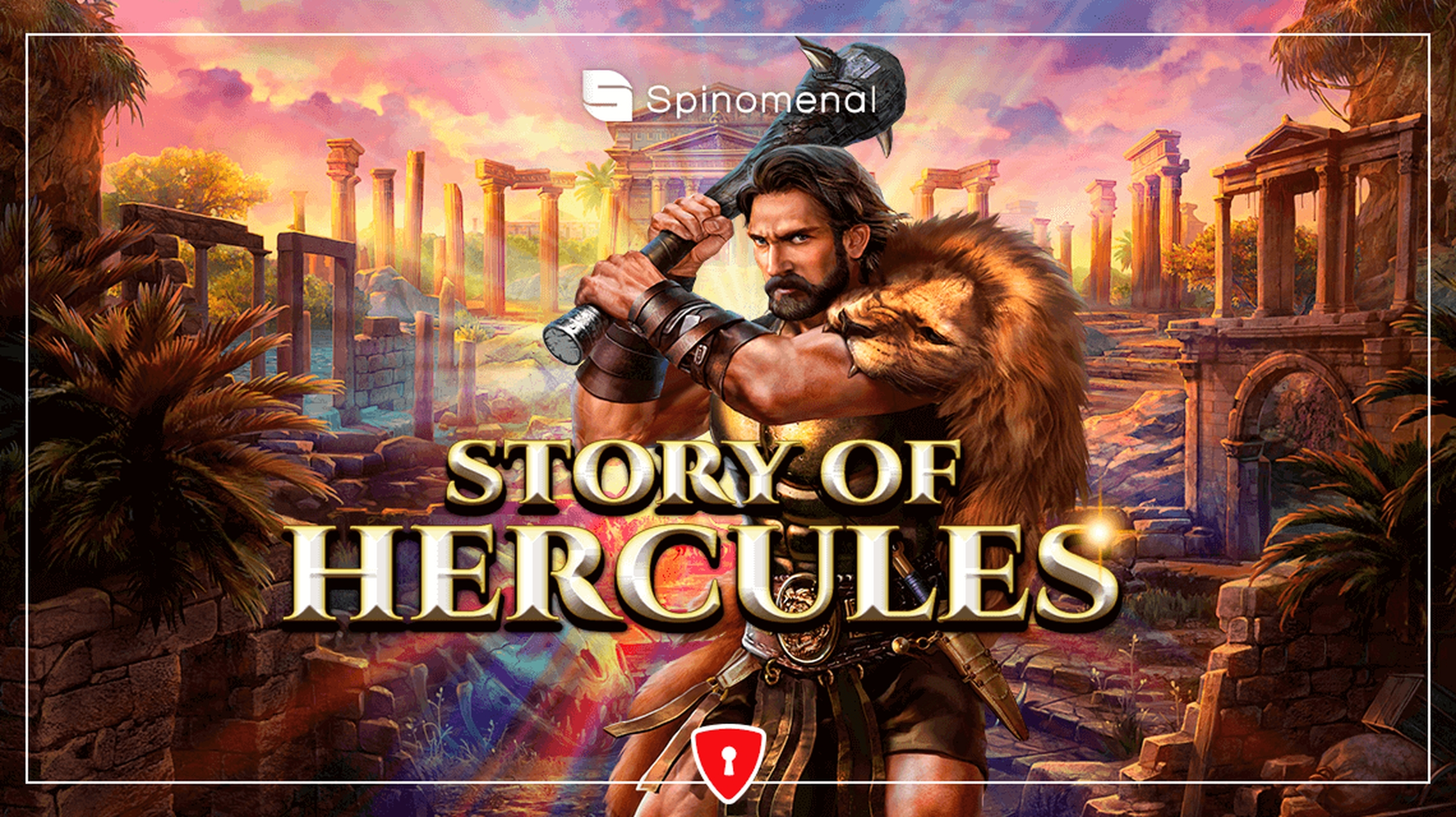 The Story of Hercules Expanded Edition Online Slot Demo Game by Spinomenal
