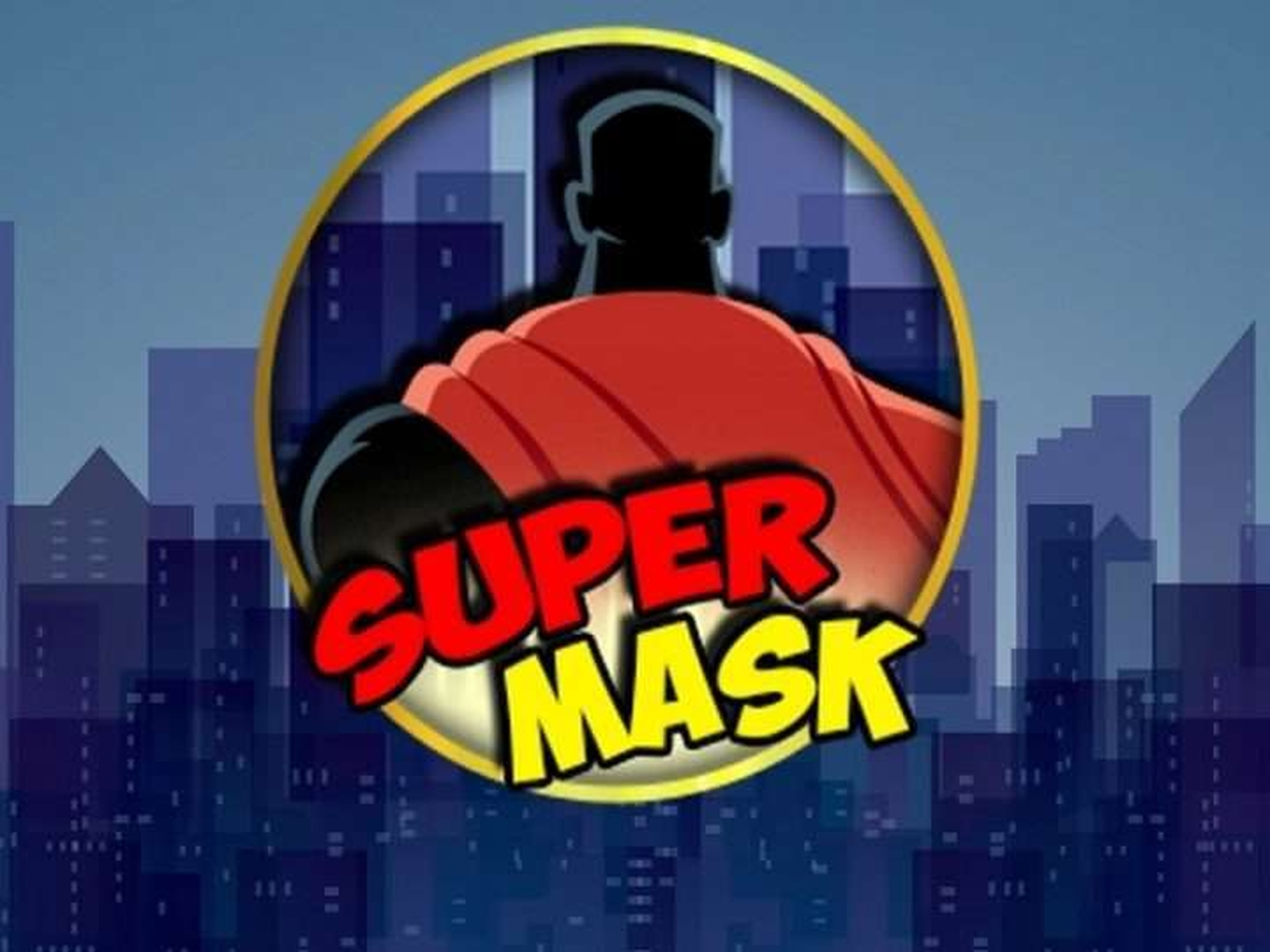 The Super Mask Online Slot Demo Game by Spinomenal