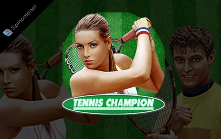 The Tennis Champions Online Slot Demo Game by Spinomenal