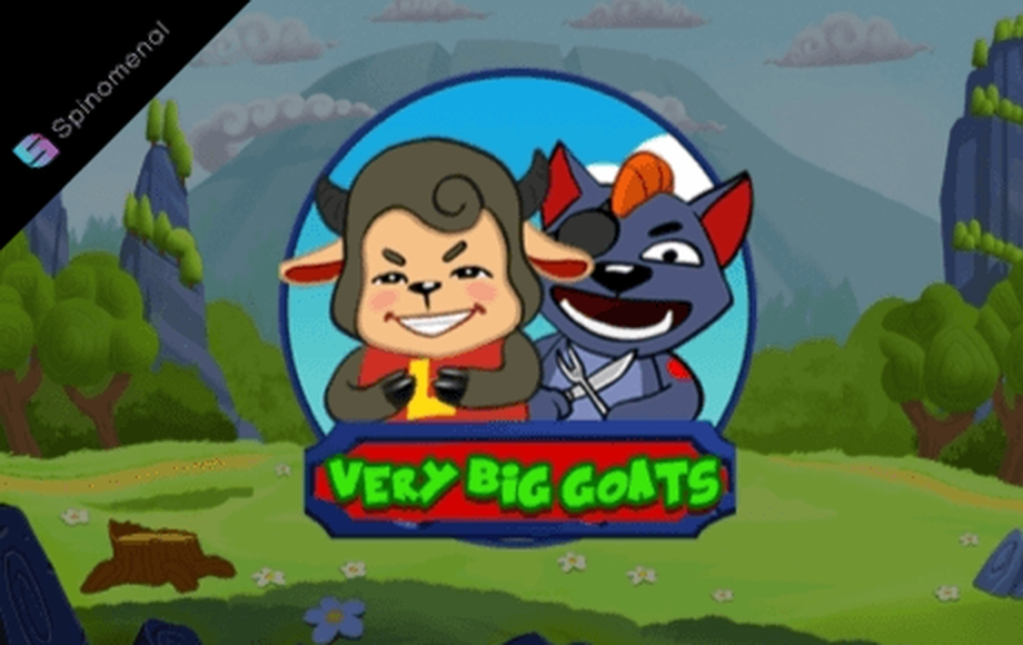 The Very Big Goats Online Slot Demo Game by Spinomenal
